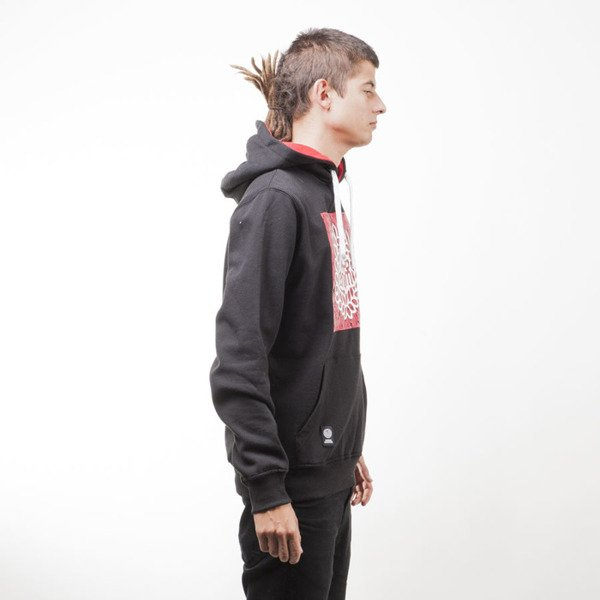 Mass Denim bluza sweatshirt Champion hoody black