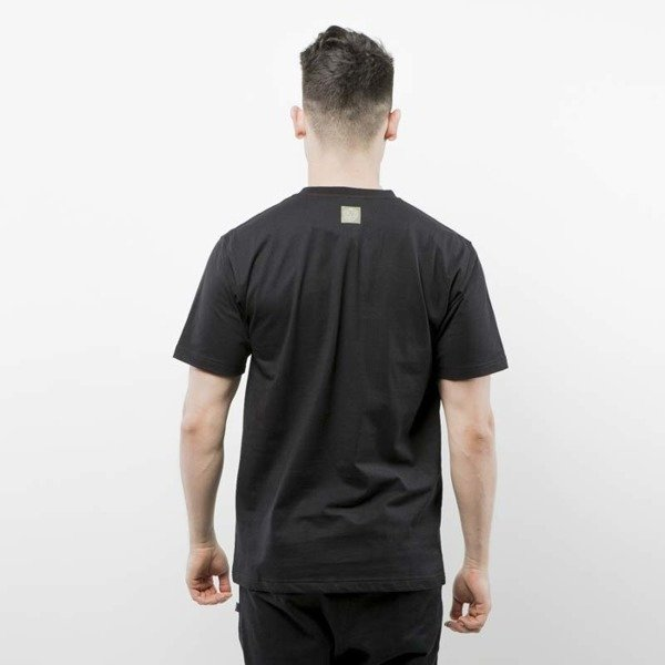 Mass Denim koszulka T-shirt Patrol black SS 2017