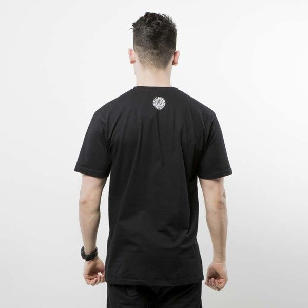 Mass Denim koszulka t-shirt Ecstasy black SS 2017