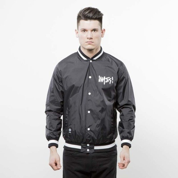 Mass Denim kurtka Signature Handmade Jacket black