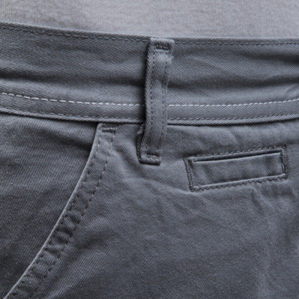 Mass Denim spodnie chinos Base straight fit grey