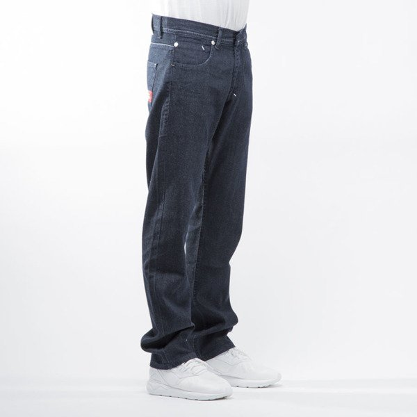 Mass Denim spodnie jeans Hello regular fit rinse