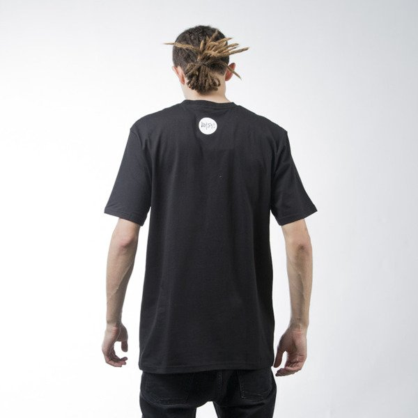 Mass Denim t-shirt koszulka Signature black