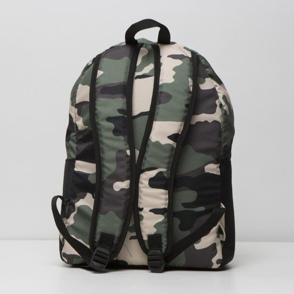Plecak Mass Denim Bacpack Base - woodland camo