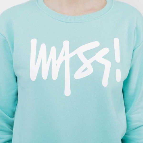Saint Mass bluza crewneck Signature mint