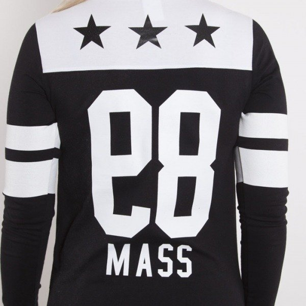 Saint Mass longsleeve Pulse black / white