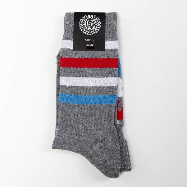 Skarpety Mass Denim Socks Grand heather grey
