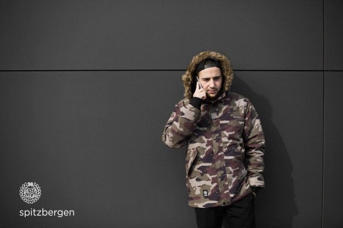 Lookbook Kurtki zimowe Mass Denim fw15.