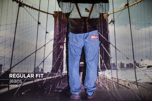 Fit Guide 2 - Logos - Mass Denim fall/winter 2015
