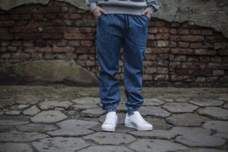 Mass Denim - Joggers DROP