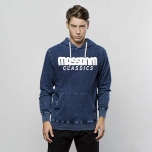 Bluza Mass Denim Sweatshirt Hoody Classics - dark blue LIMITED EDITION