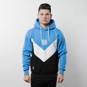Bluza Mass Denim Sweatshirt Hoody Fang - blue / black