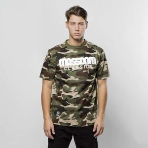 Koszulka Mass Denim T-shirt Classics - woodland camo