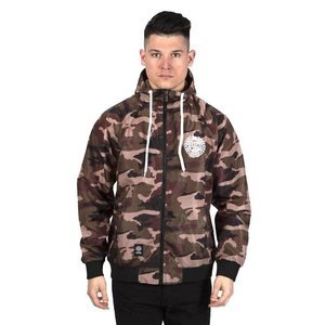 Kurtka Mass Denim Base Jacket - woodland camo