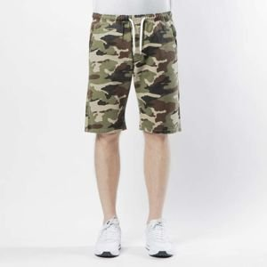 Mass DNM  Classics Shorts Chino straight fit - woodland camo