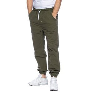 Mass DNM Joggers Signature Sneaker Fit - olive