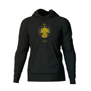 Mass DNM bluza Golden Chick Hoody black - 20TH ANNIVERSARY