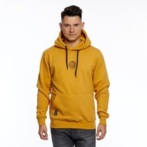 Mass DNM bluza Sweatshirt Base Small Logo Hoody - wheat