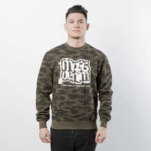 Mass DNM bluza Sweatshirt Crewneck Assassin - khaki