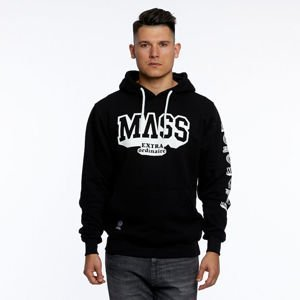 Mass DNM bluza Sweatshirt Hassle Hoody - black