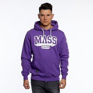 Mass DNM bluza Sweatshirt Hassle Hoody - purple
