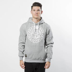 Mass DNM bluza Sweatshirt Hoody Base - light heather grey