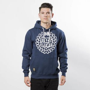 Mass DNM bluza Sweatshirt Hoody Base - navy
