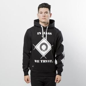 Mass DNM bluza Sweatshirt Hoody Boss - black