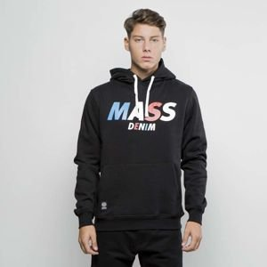 Mass DNM bluza Sweatshirt Hoody Grand - black