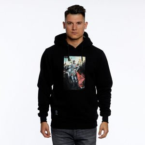 Mass DNM bluza Sweatshirt Lord Pac Hoody - black