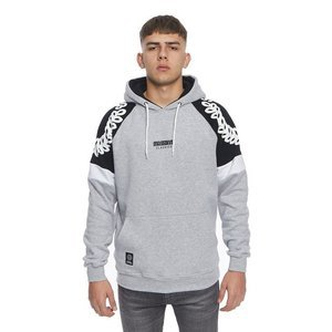 Mass DNM bluza Sweatshirt Podium Hoody - light heather grey