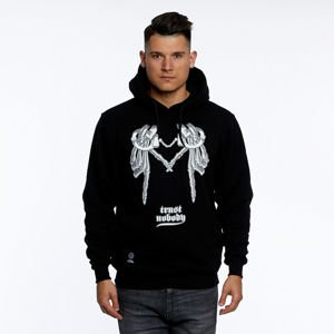 Mass DNM bluza Sweatshirt Shackles Hoody - black