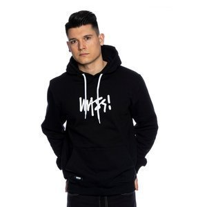 Mass DNM bluza Sweatshirt Signature Medium Logo Hoody - czarna