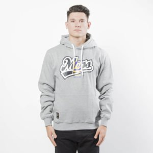 Mass DNM bluza Sweatshirt Target Hoody - light heather grey