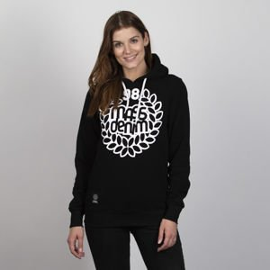 Mass DNM bluza damska Sweatshirt Hoody Base - black
