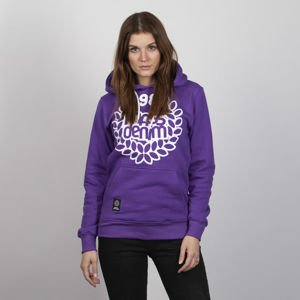 Mass DNM bluza damska Sweatshirt Hoody Base - purple