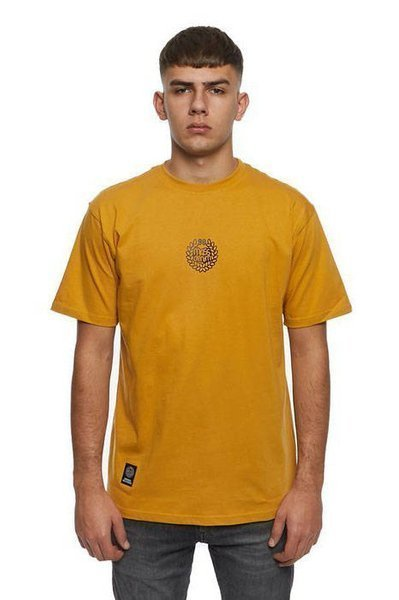 Mass DNM koszulka Base Small Logo T-shirt wheat