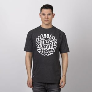 Mass DNM koszulka Base T-shirt - dark heather grey