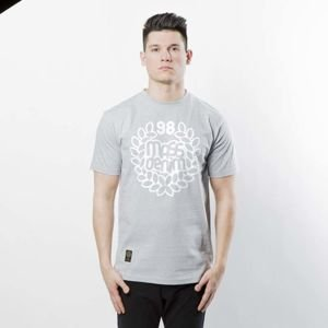Mass DNM koszulka Base T-shirt - light heather grey