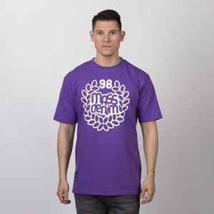 Mass DNM koszulka Base T-shirt - purple