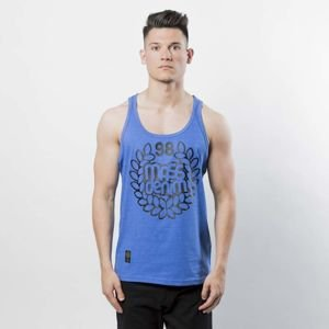 Mass DNM koszulka Base Tank Top - heather blue