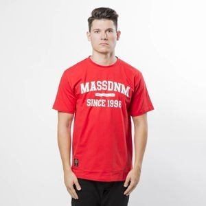 Mass DNM koszulka Campus T-shirt - red