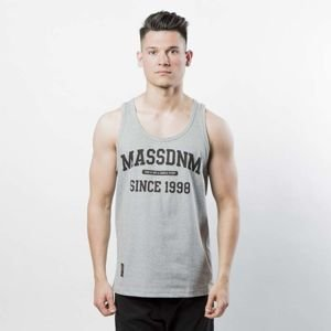 Mass DNM koszulka Campus Tank Top - light heather grey