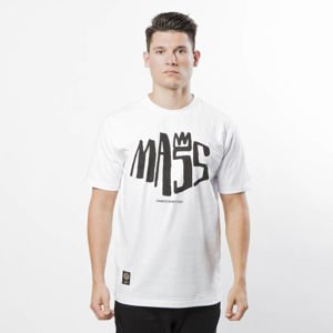 Mass DNM koszulka Crown T-shirt - white