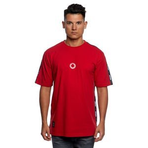 Mass DNM koszulka Gap T-shirt red