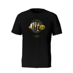 Mass DNM koszulka Golden Mic T-shirt black - 20TH ANNIVERSARY