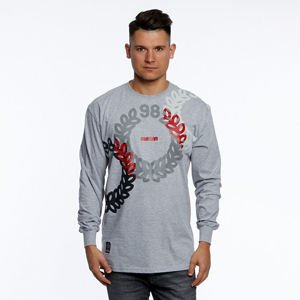 Mass DNM koszulka Longsleeve Jam light heather grey