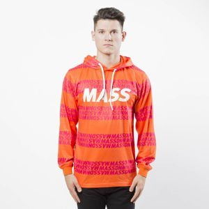 Mass DNM koszulka Longsleeve News Hoody - orange