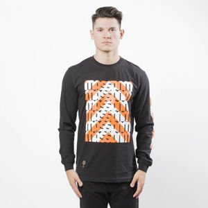 Mass DNM koszulka Longsleeve One Way System - black
