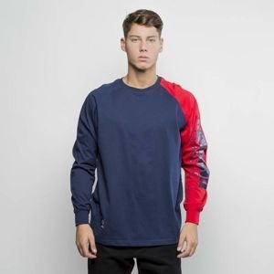 Mass DNM koszulka Longsleeve Section - navy